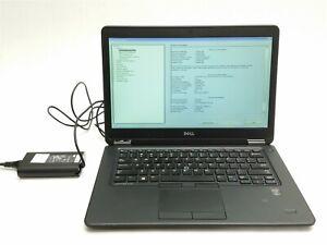"""Dell Latitude E7450 14"""" FHD Intel i5-5300U 2.30GHz 8GB NO SSD/Battery Laptop"""