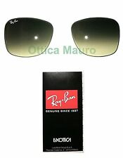 RAY BAN RB 2140 WAYFARER ORIGINAL REPLACEMENT LENSES GRADIENT GREY SIZE 50