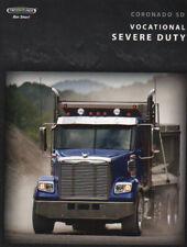 "Freightliner ""CORONADO SD"" Truck Lorry Brochure Leaflet"