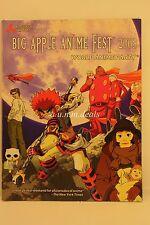 Big Apple Anime Fest 2003: World Anime Party Program