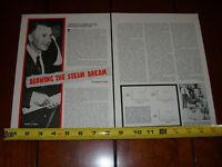 1969 STEAM POWERED CAR ORIGINAL ARTICLE