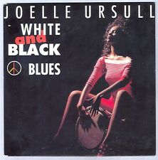 JOELLE URSULL 45T SP 1990 WHITE AND BLACK BLUES  SERGE GAINSBOURG