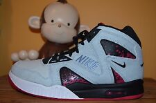 NEW NIKE AIR TECH CHALLENGE HYBRID DENM 8.5 - 12 Washed Denim 653874-400 Agassi