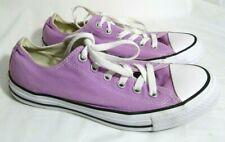 New listing Converse All Star Purple Lilac Sneaker Tennie Shoe Size 8.5 EUC