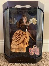 Disney Designer Midnight Masquerade Collection Belle Limited Edition Doll (NIB)