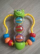Spielzeug - Baby - Greifling Rassel - Schmetterling - ab 3 Monate