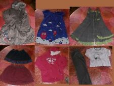 Lot n°7 fille automne/hiver taille 8 ans