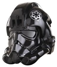 Star Wars Imperial Tie Fighter Pilot Deluxe Collector Helmet 1:1 Scale Rubie's