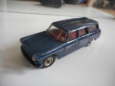 Dinky Toys Peugeot 404 Break in Dark Blue (Made in France)
