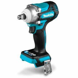 "Genuine Makita DTW300Z 18V Cordless Brushless 1/2"" Impact Wrench - Skin Only"