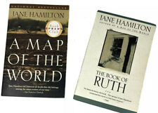 Jane Hamilton 2 Books - The Book of Ruth & A Map of the World