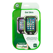 LeapFrog Leap Pad ULTRA Tablet Protective Gel Skin Case Cover Tough Green NEW