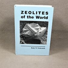 New listing Zeolites of the World by Rudy W. Tschernich. 1992 Hardcover