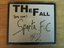 The Fall–Theme From: Sparta F.C. #2 in MINT COND & Macys Employee Benefits Disc!