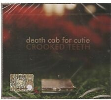 DEATH CAB FOR CUTIE - CROOKED TEETH SINGLE PROMO SEALED