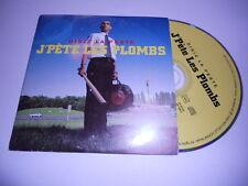 Disiz La Peste / J'pète les plombs   - cd single