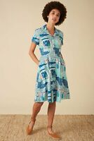 Emily and Fin Kate Shirt Dress Le Maroc
