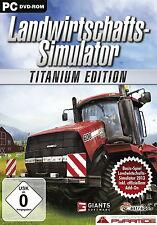 Landwirtschafts-Simulator 2013 - Titanium Edition - deutsch - PC - Neu / OVP
