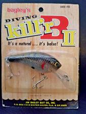 Bagley Kill'r B2  DKB2-BS
