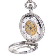 Casual Silver Pocket Watches
