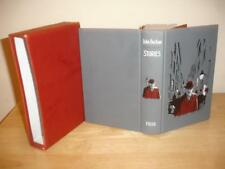 STORIES John Buchan FOLIO SOCIETY One of the masters of the espionage field