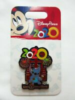 Disney Parks 2020 Pin STITCH Walt Disney World Hollywood Studios NEW on CARD