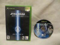 Star Wars: Jedi Knight II - Jedi Outcast (Microsoft Xbox, 2002) No Manual TESTED