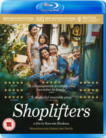 Shoplifters Blu-ray (2019) Lily Franky, Kore-eda (DIR) cert 15 ***NEW***