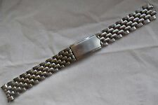 Gay Freres mens wristwatch Steel Strap lug 18 mm. 2/70 17,5 cm. in large close