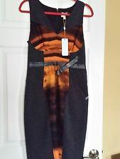 NWT Tracy Reese women jersey dress size 8