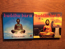 Buddha Bar Vol. II 2  +  IV 4  [4 CD] David Visan Claude Challe