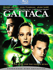 Gattaca (Blu-ray Disc, 2008, Special Edition)