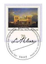 BRD 2009: Leo di Klenze n. 2719 con il Berliner solo tag-timbro speciale! 1a