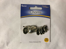 Darice Jewelry Designs Soccer Charms 12 Pieces