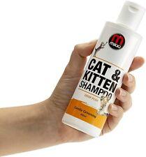 More details for mikki cat and kitten shampoo, 250 ml, crisp pear