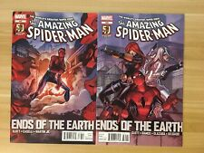 "Marvel Comics 2012 the Amazing Spider-Man #685 & #686 ""Ends Of The Earth"""
