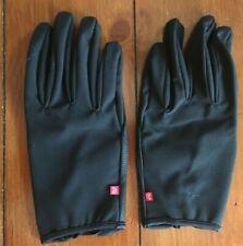 Jakroo Mid Season Padded Cycling CX Mountain Gloves Medium Black