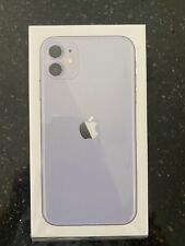 iphone 11 purple T-Mobile 64gb Brand New Never Opened! - With All Accessories