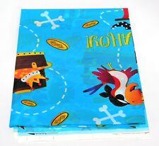 Piraten Tischtuch Tischdecke Geburtstag Picnic Party BBQ Kind Folie 120X180cm