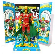 "MISTER MIRACLE 6"" Superhero DC Comic 15cm ACTION FIGURE on Custom Display"