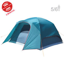 NTK Philly GT 5 to 6 Person 10 by 10 Ft Outdoor Dome Family Camping Tent