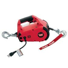 Warn 110-Volt Ac PullzAll Hand-Held Electric Portable Pulling and Lifting Tool