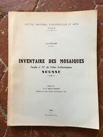 Reggicalze Delle Mosaiques Con Sousse Tunisi Louis Foucher Istituto Nazionale