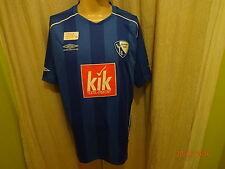 "Vfl bochum original umbro hogar camiseta 2007/08 ""Kik textil-descuento"" talla XXL Top"