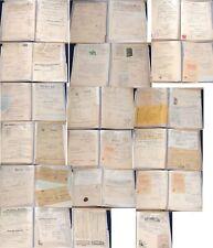 Sammlung von (zumeist) Rechnungen aus der Zeit des deutschen Reiches