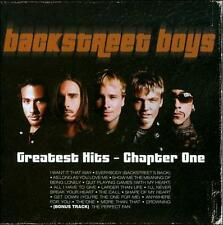 Greatest Hits - Chapter 1 (CD) Backstreet Boys