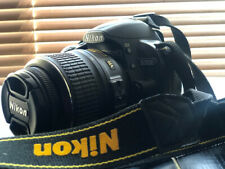 NIKON DSLR D3100 WITH 50MM LENS INCLUDED