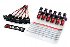 GRAMS Fuel Injector Kit 1150cc for 03-06 Nissan 350Z/Infiniti G35 VQ35DE