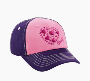 Case IH Heart Pink/Purple Girl's Cap
