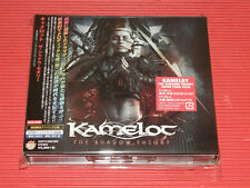 JAPAN 2 CD + DVD KAMELOT Shadow Theory with Bonus Track for Japan DIGIPAK